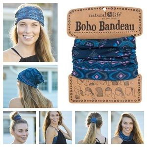 Boho Bandeau: can be worn 12 different ways